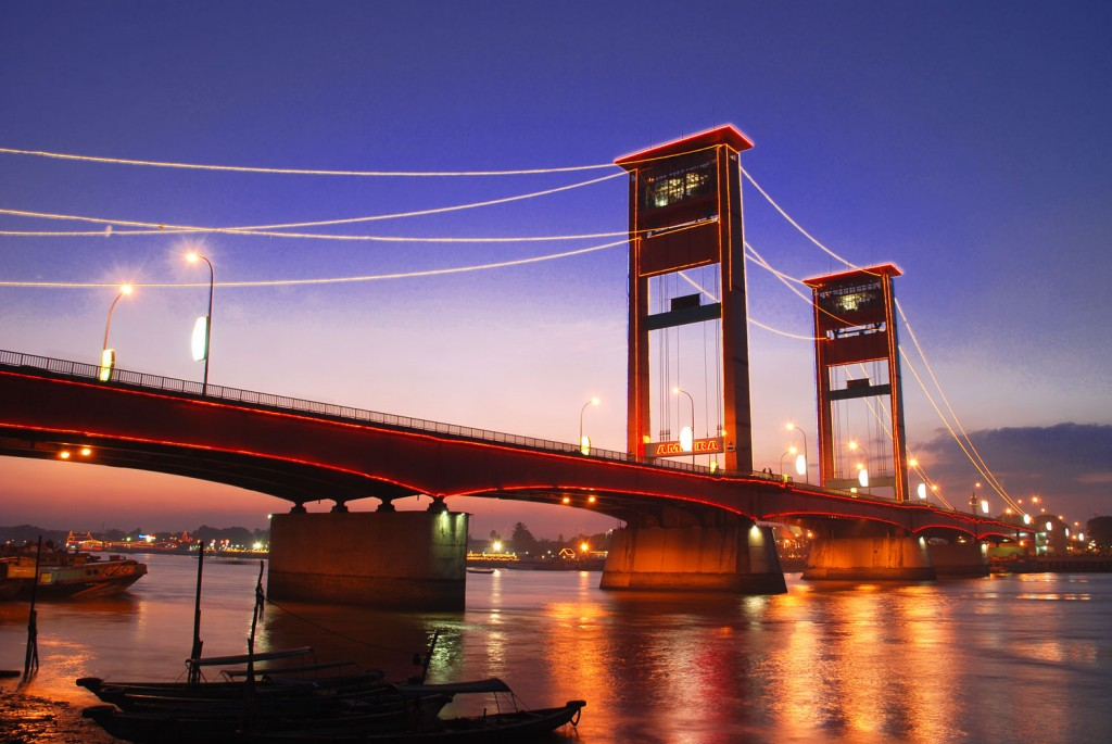 Ampera Bridge 2