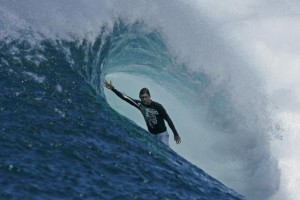 Great wave from G-Land or Plengkung beach - indonesia.travel
