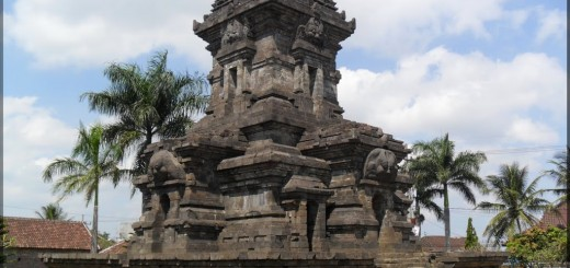 Singosari Temple, East Java