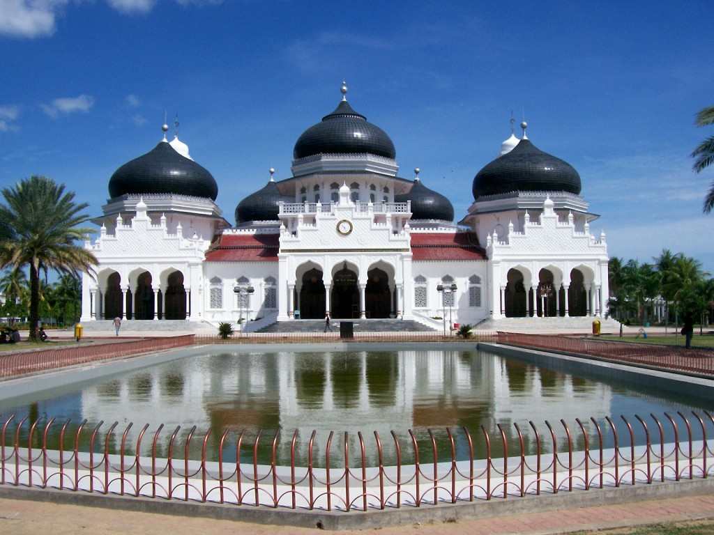 Baiturrahman Grand Mosque 3