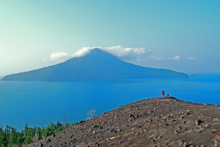 Krakatau Islands 1
